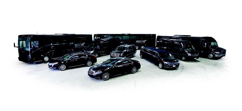 BEST-VIP Chauffeured Worldwide