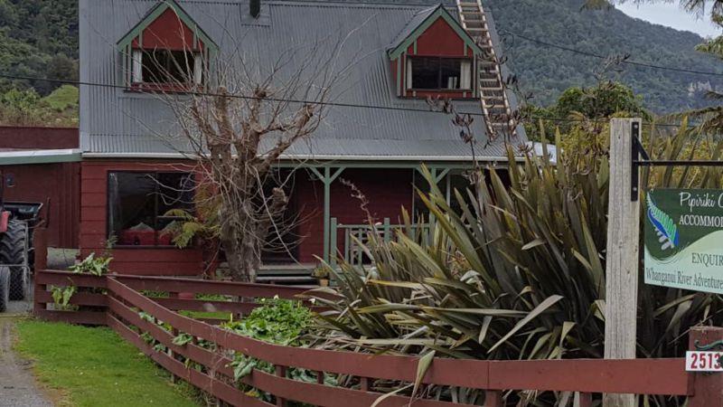 Whanganui River Adventures - Pipiriki Cottage