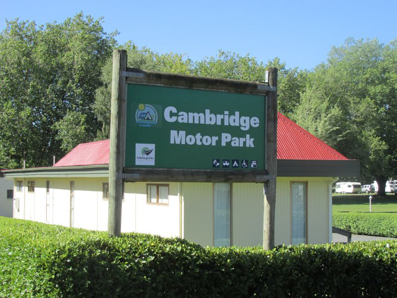 Cambridge Motor Park