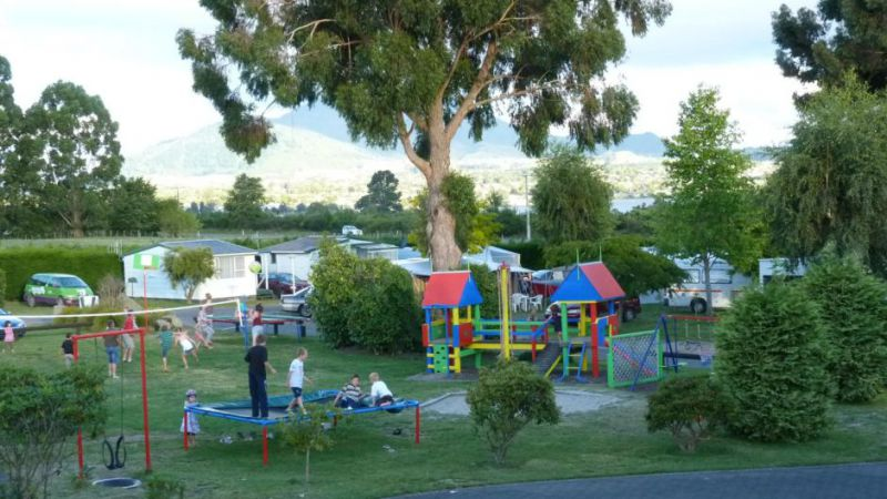 Great Lake Holiday Park Taupo