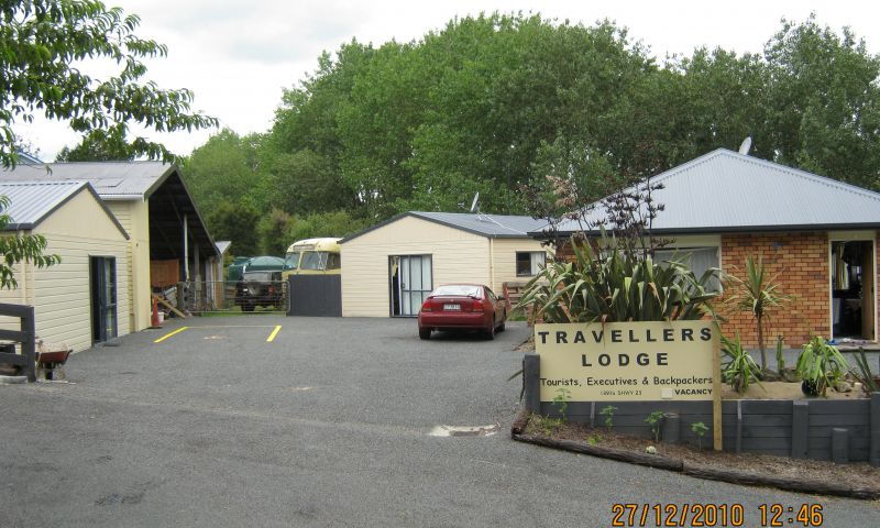 Glentui Travellers Lodge