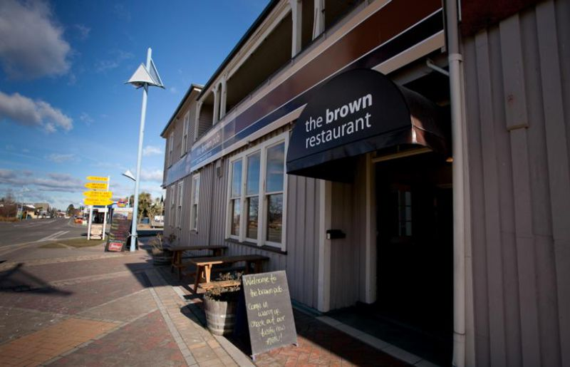 The Brown Pub Methven