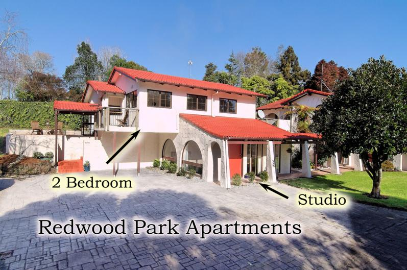 Redwood Park Serviced Apartments