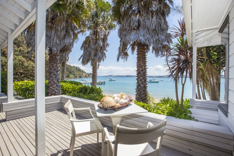 The Beach House Kawau Island