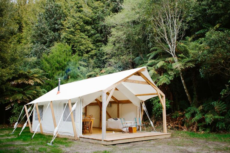 Canopy Camping Escapes - Chattan Farm
