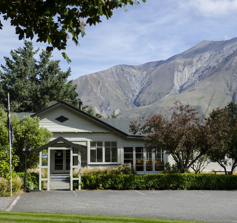 Lake Coleridge Lodge