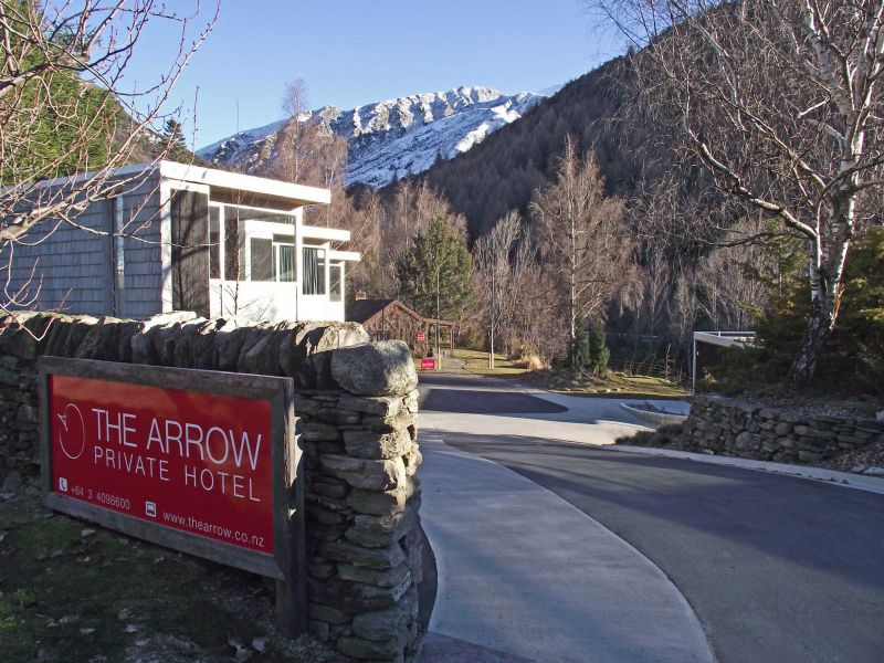 Arrowtown - The Arrow Private Hotel