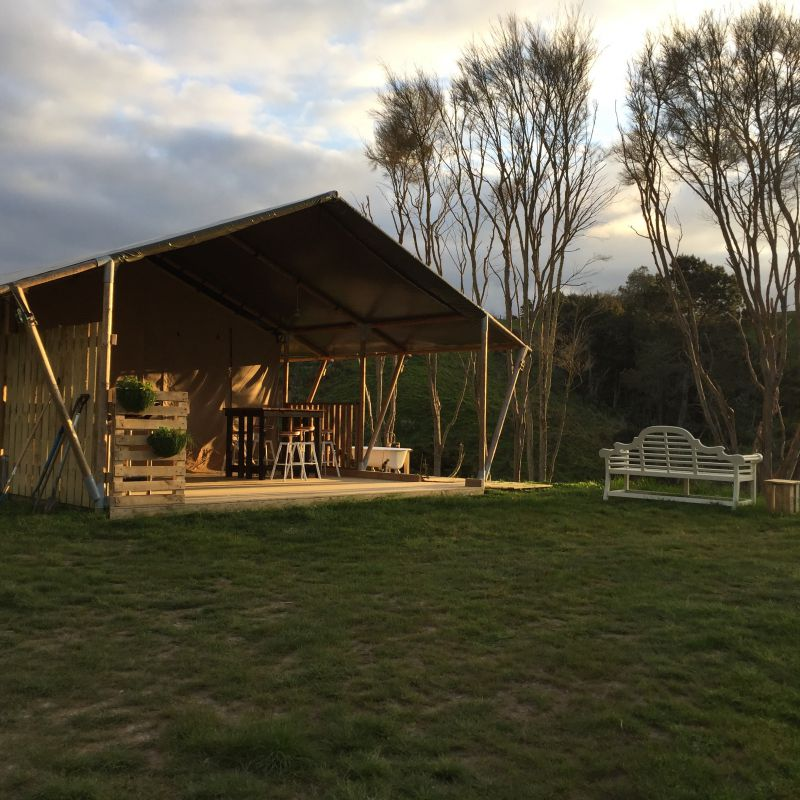 Soft Leaf Luxury Lodge and Farmstay Glamping