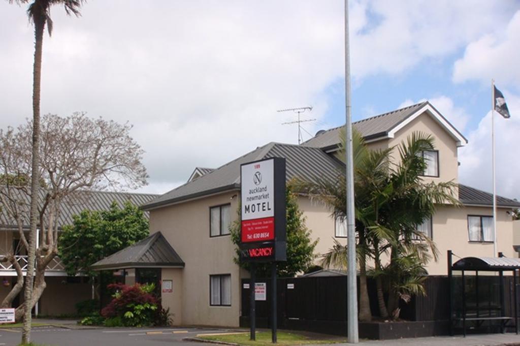 Auckland Newmarket Motel