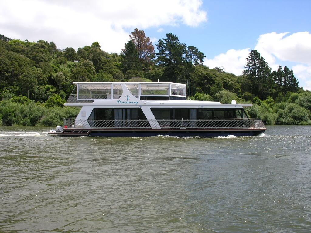 Discovery River Cruises Ltd