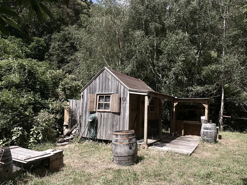 Gold Miners Cabin