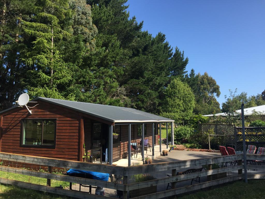 Height of Dunedin Serviced Cottage