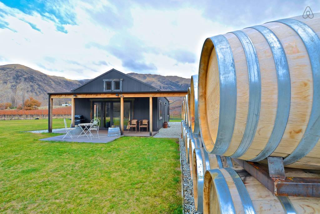 Pagan Vines Vineyard Accommodation