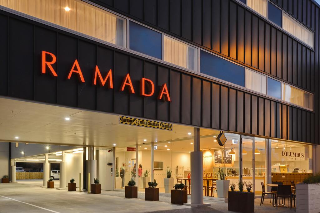Ramada Suites by Wyndham Christchurch City