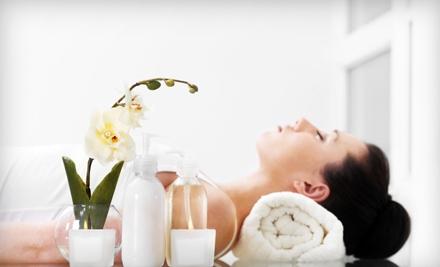 Honey Body Salon Logo and Images