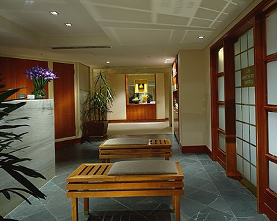 Four Seasons Hotel Sydney Spa Logo and Images