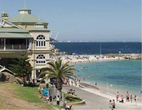 Cottesloe Beach Logo and Images