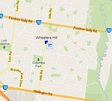 Wheelers Hill Shopping Centre