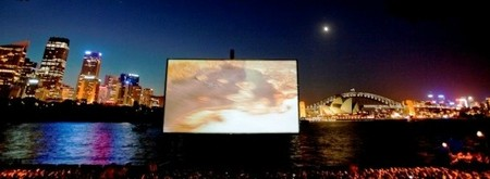 St. George OpenAir Cinema Logo and Images