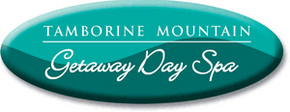 Tamborine Mountain Getaway Day Spa Logo and Images