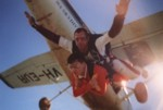 W.A. Skydiving Academy Logo and Images