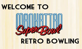 Manhattan Superbowl Logo and Images