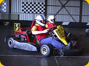 Indoor Kart Hire