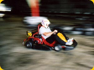 Indoor Kart Hire Logo and Images