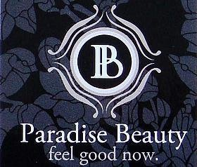 Paradise Beauty Logo and Images