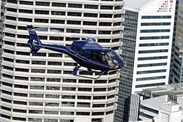 Executive Helicopters Logo and Images