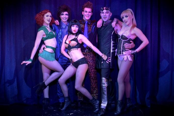 Draculas Cabaret Restaurant