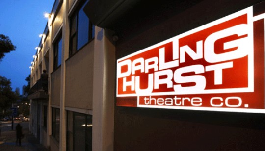 Darlinghurst Theatre Logo and Images