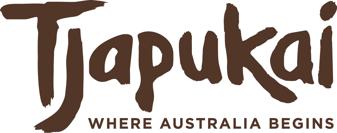 Tjapukai Aboriginal Cultural Park Logo and Images