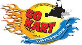 Hervey Bay Go Kart Track Logo and Images