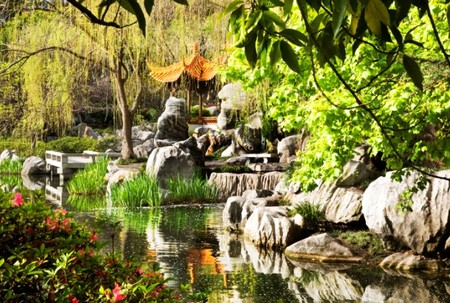 Chinese Garden of Friendship Logo and Images