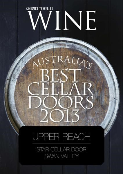 Upper Reach Winery and Cellar Door Logo and Images
