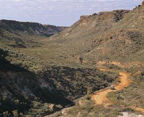 Shothole Canyon Logo and Images