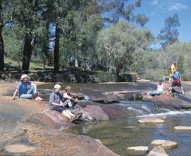 John Forrest National Park Logo and Images