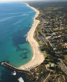 North Cottesloe Beach Logo and Images