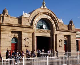 Fremantle Railway Station Logo and Images