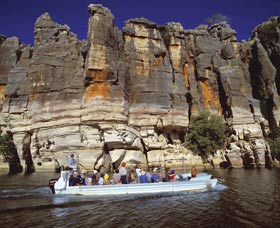 Geikie Gorge Logo and Images