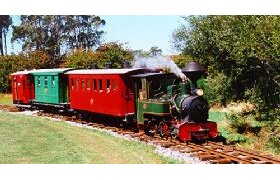 Redwater Creek Railway