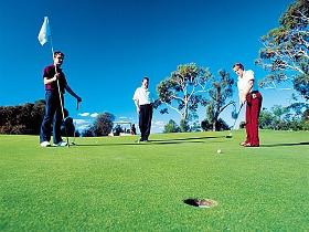 Huon Heights Public Golf Course