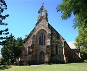St Marys Anglican Church, Memorial Chapel