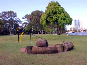 Gold Coast City Art Gallery Logo and Images