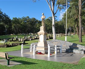 Pimpama and Ormeau War Memorial Logo and Images