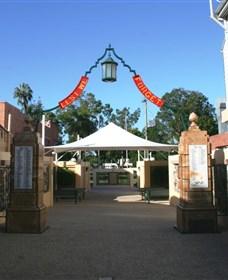 Gympie and Widgee War Memorial Gates Image