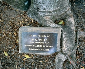 Eumundi War Memorial Logo and Images