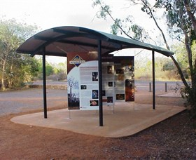 Forty Mile Scrub National Park Logo and Images