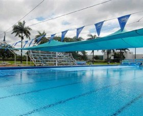 Memorial Swim Centre Logo and Images